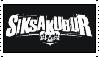 Siksa Kubur Stamp by razorificus