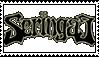 Seringai Stamp by razorificus