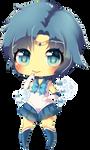 Sailor Mercury Chibi