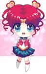 Sailor ChibiChibi.....Chibi  [Sailor Moon] by Aliyune