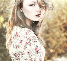 Autumn nocturne. by Ewelszyn