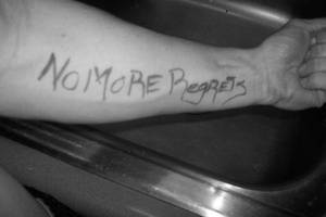 No More Regrets by ProdigalComingHome