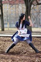 Alice by greengreencat