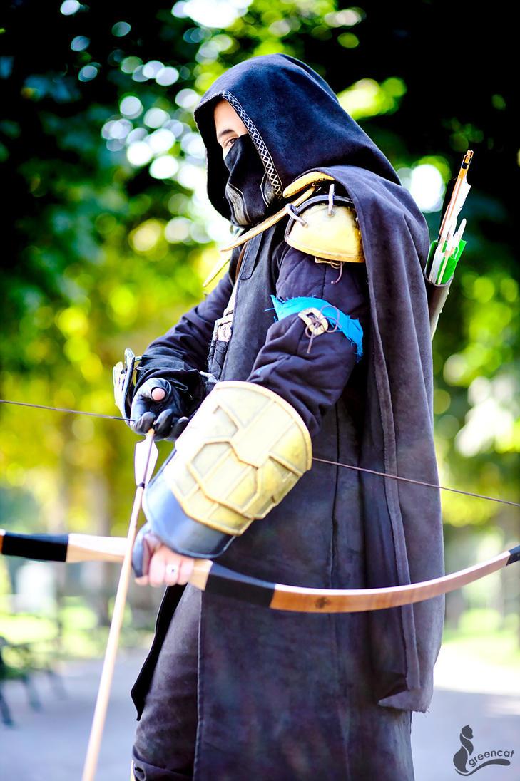 Bretone ~ The Elder Scrolls Online by greengreencat