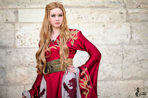 Cersei Lannister by greengreencat