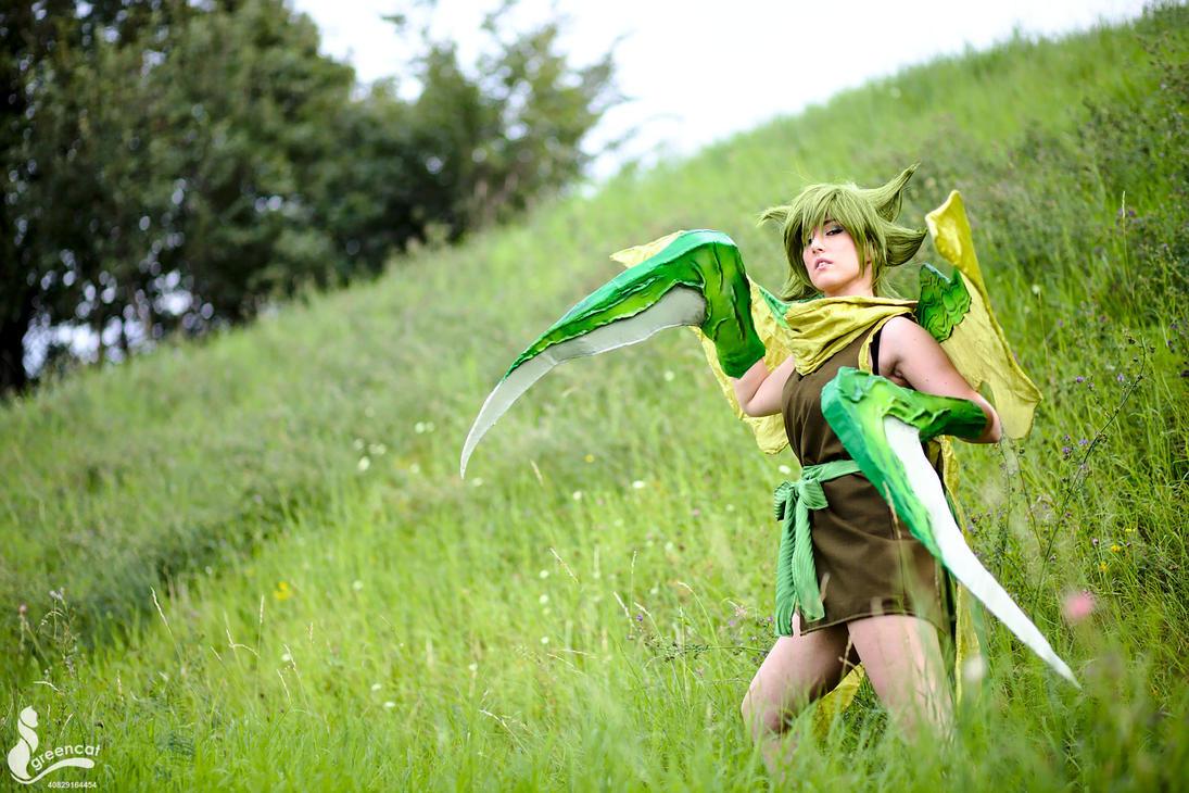 Scyther by greengreencat