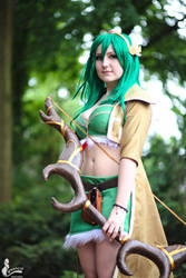 Ranger - Nostale by greengreencat