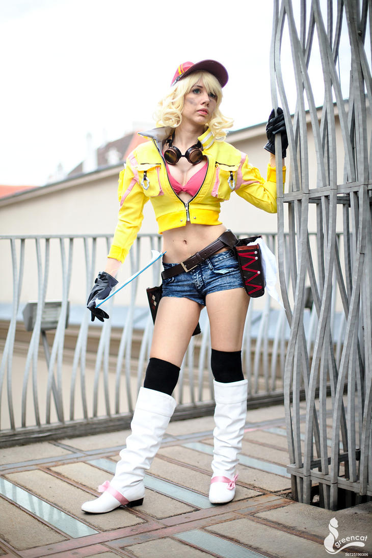 Connu Cindy - Final Fantasy XV by greengreencat on DeviantArt NT32