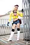 Cindy - Final Fantasy XV