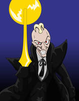 Judge Doom by AraghenXD