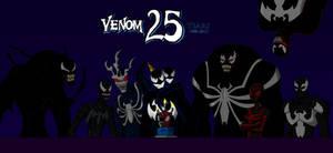 Venom's 25th Birthday