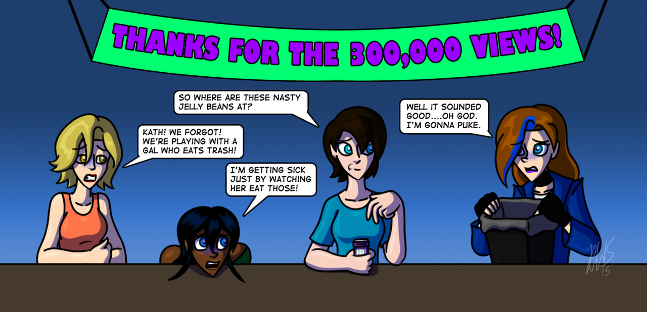Beanboozled - 300,000 Views by AraghenXD