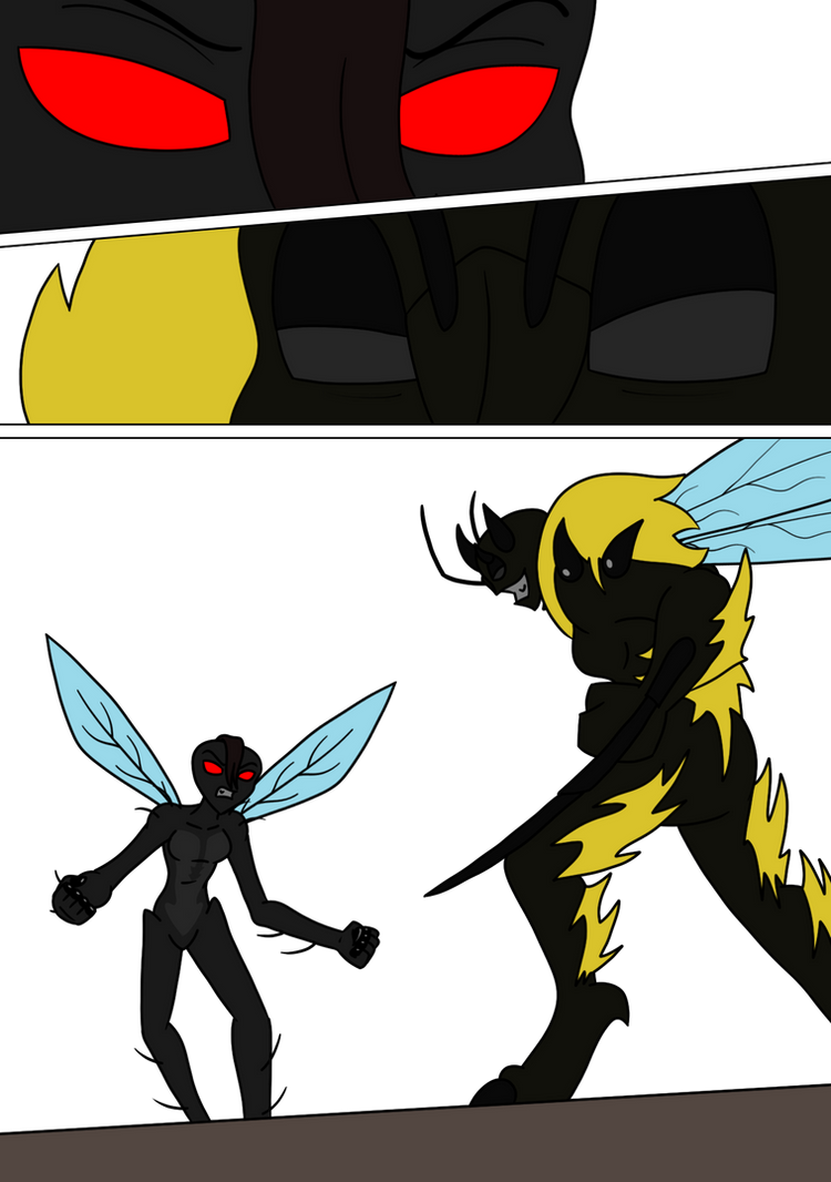 Darkness Vs Fly-Girl by AraghenXD on DeviantArt