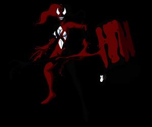 Venom Quinn Returns by AraghenXD