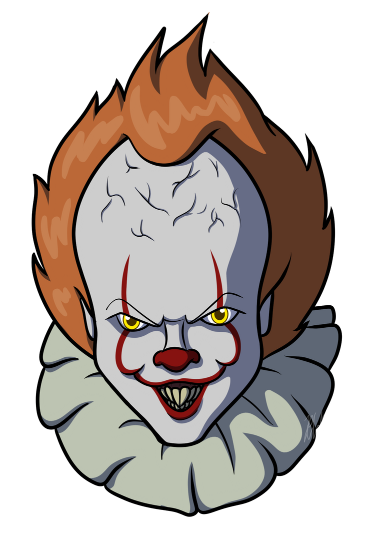 Pennywise 2017 by AraghenXD