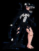 Venom Emerges by AraghenXD