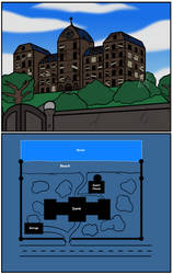 The Richards Dormitory by AraghenXD