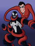 Plastic Man vs Venom