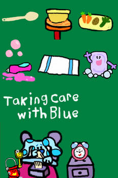 Taking Care With Blue VHS