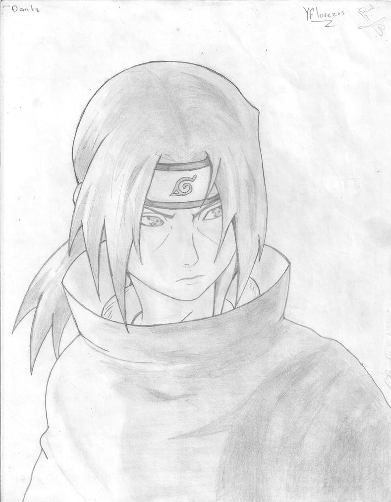 Draw - Itachi Uchiha C...