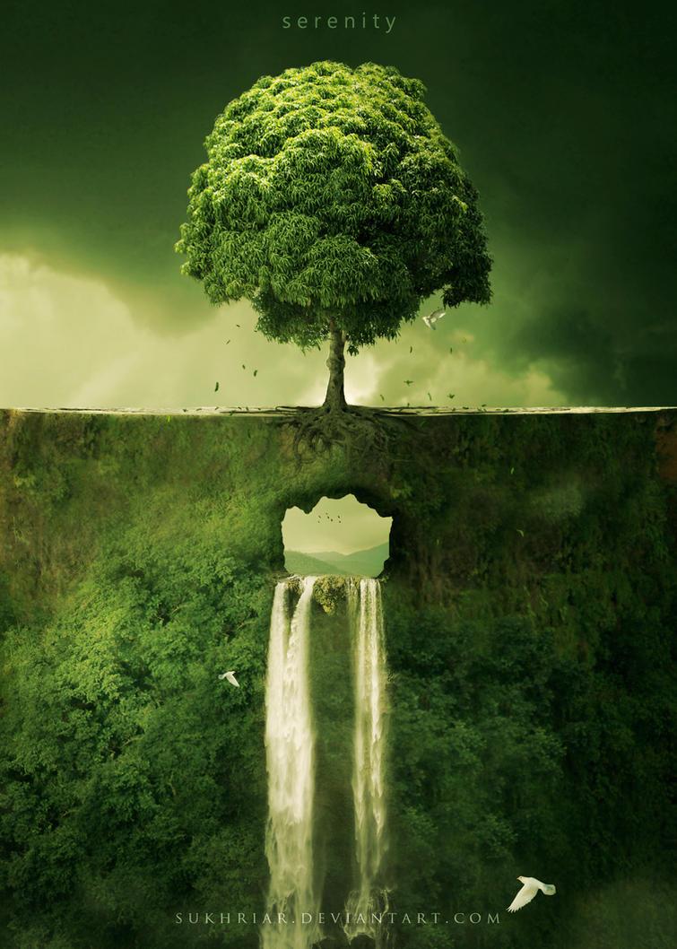 Serenity by SukhRiar