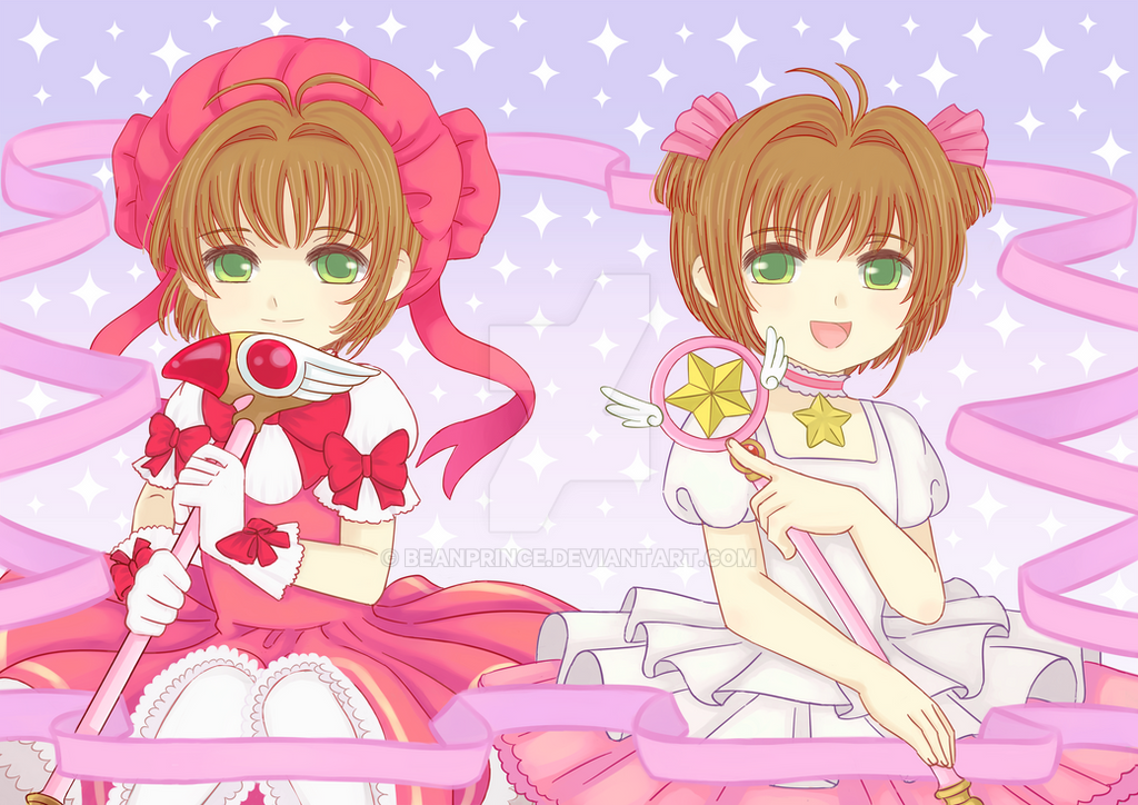 Cardcaptor Sakura art by CK.Bean by BeanPrince