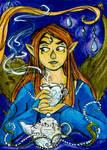 The Tea Fairy by sofiaaq