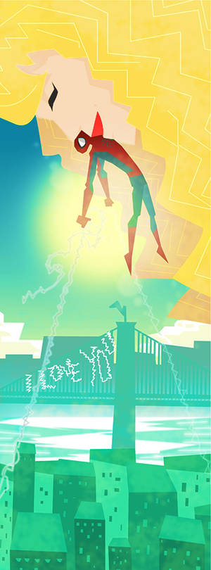 The Amazing Spider-man 2 Fan art: Gwen