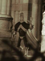 Superhero Retires