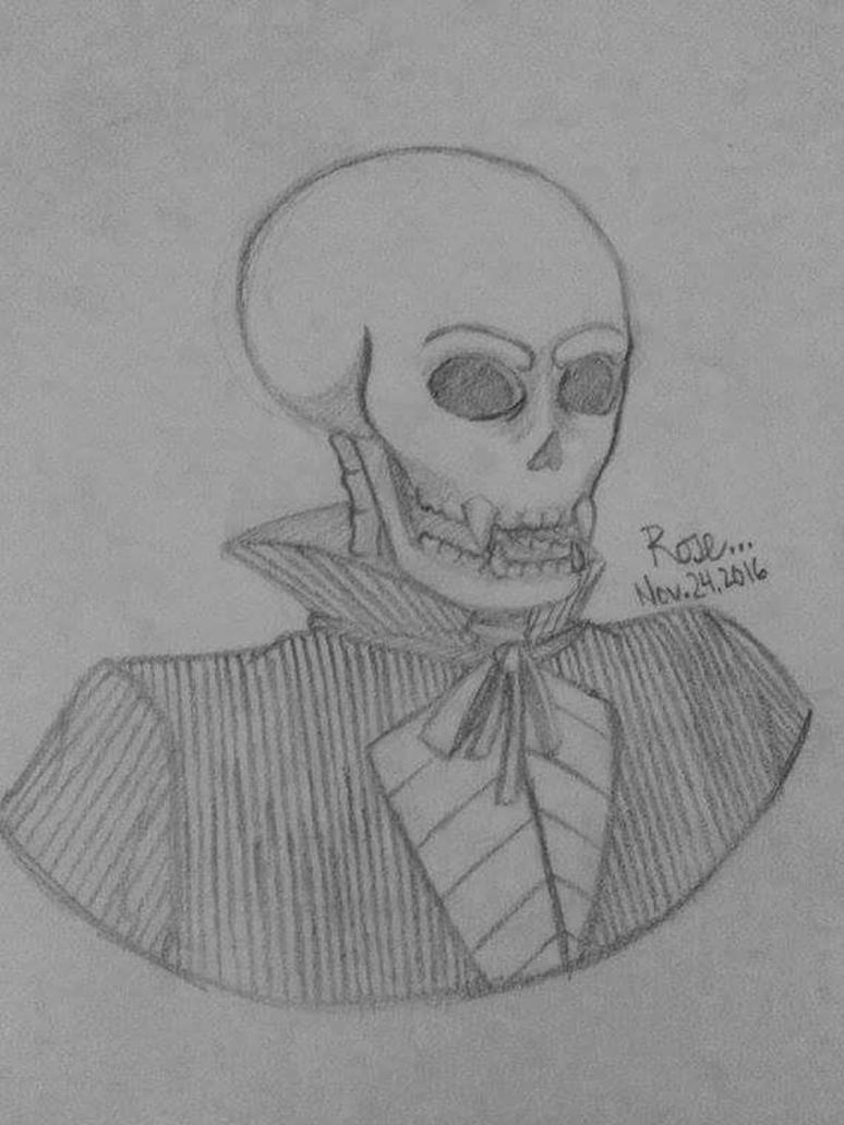 Eyebrow Skeleton by Esrever44RKdv