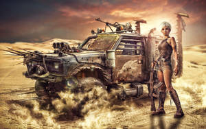 Mad Max by TatyanaHappy