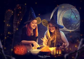 Halloween by TatyanaHappy