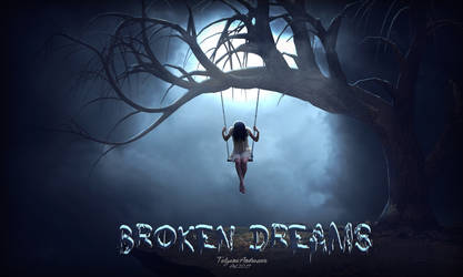 Broken dreams by TatyanaHappy
