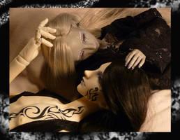 Bonding VII by WeaverOfTheNight