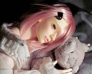 ~Pink Wig~