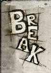 Break the line by Hallaserke