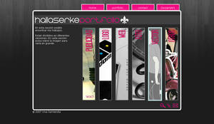 New web edited by Hallaserke