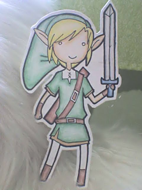 Link Paper child by OneDiih