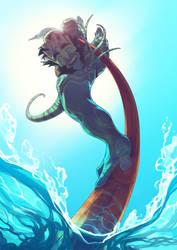 Splash by Shrubli