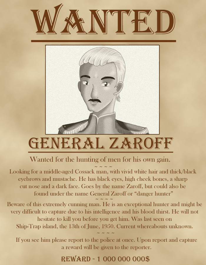 write an essay comparing and contrast rainsford and zaroff General zaroff explains to rainsford that hunting big game animal has become boring to him and he wanted something more exciting of a hunt for him let us write you a custom essay sample on comparison and contrast of the most dangerous game and the child by tiger.