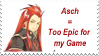 Asch is too epic... by Sheena-X-Zelos