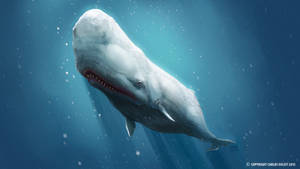 Ye Olde Moby Dick by Kaek
