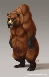 Grizzly Bear study 001
