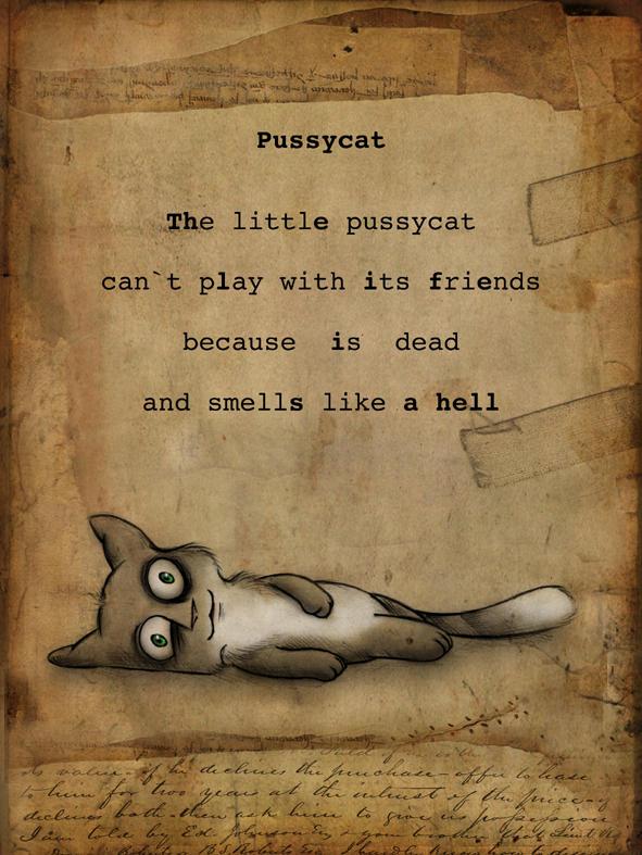 Pussycat by Kaek
