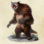 short faced owlbear