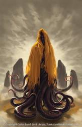 The King in Yellow by Kaek