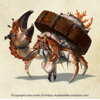 The Almighty Wheelcrab