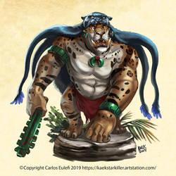 Jaguar Troll