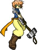 RPGmakerXP- Charcter by Nikoru-Haisumisu