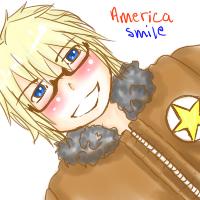 Lil' America Grin by Nikoru-Haisumisu